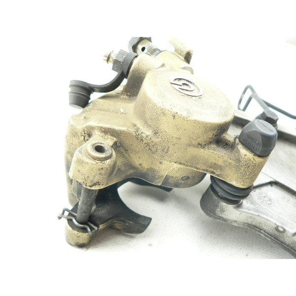 Honda CB 500 PC32 Bremssattel Hinterrad / rear brake caliper