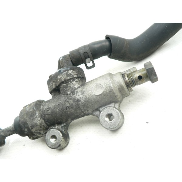 Honda CB 500 PC32 Bremspumpe Hinterrad / brake master cylinder rear
