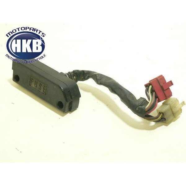 Honda CBR 600 F PC23 Sicherungskasten Sicherung Box / fuse box on